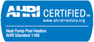 AHRI Certified Watersource Heaters