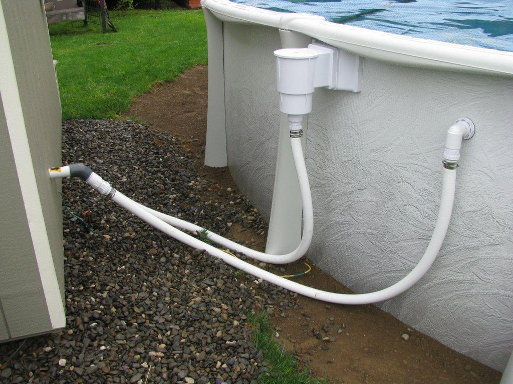 Above Ground Pool Heaters And Heat Pumps Poolheatpumps Com