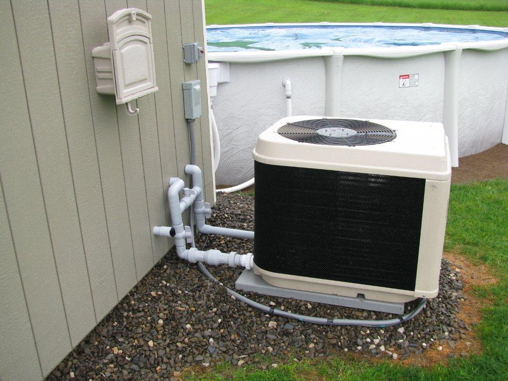 Above Ground Pool Heaters Poolheatpumps Com