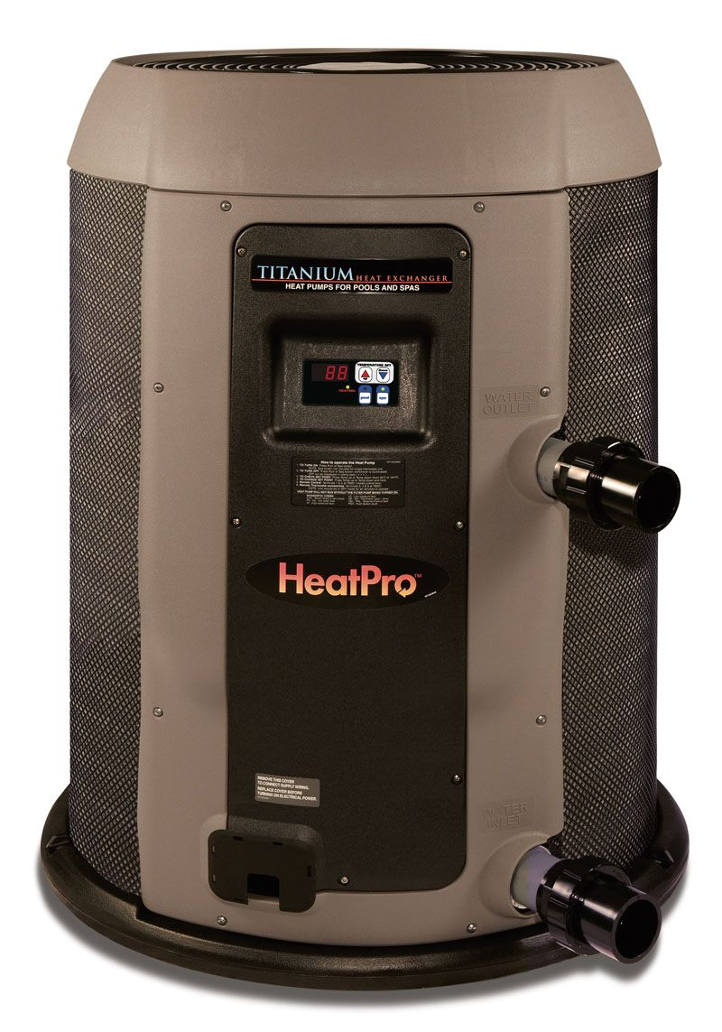 Hayward pool heater electrical hookup