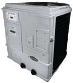 Heat Siphon heat pump pool heater