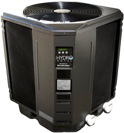 Hydroroyal Pool Heater Heat Pump