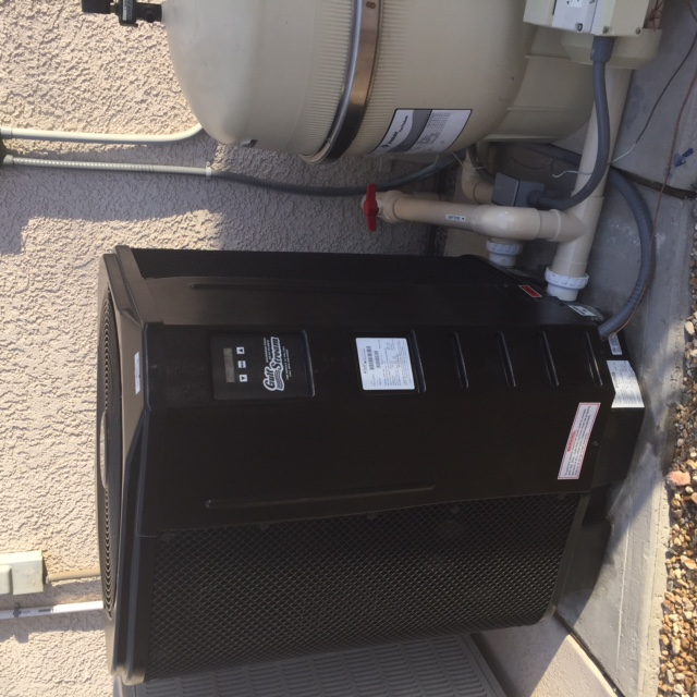 gulfstream pool heat pump Ken C 1
