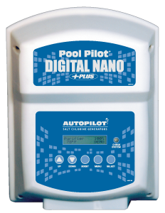 AutoPilot Digital Salt Water Chlorine Generator for swimming pool or spa