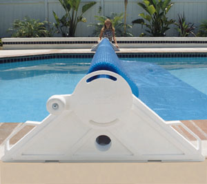 Pool Cover Reel System