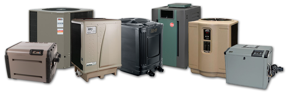 Pool Heaters and Pool Heat Pumps