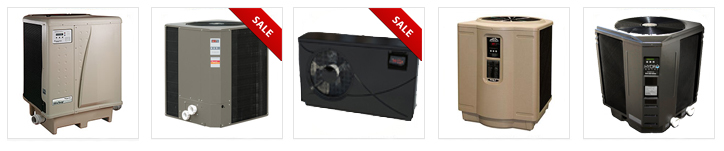 Hayward, Raypak, Miami Heat Pump, Waterco, Hydro Royal Swimming Pool Heat Pump Pool Heaters