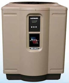 Summit Heat Pump Pool Heater