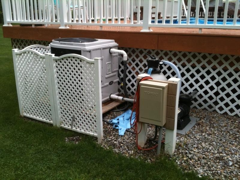 heat pump installation 68 Dahl 3