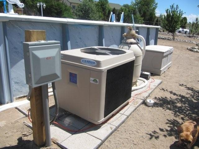 heat pump installation 70 Sandage 2
