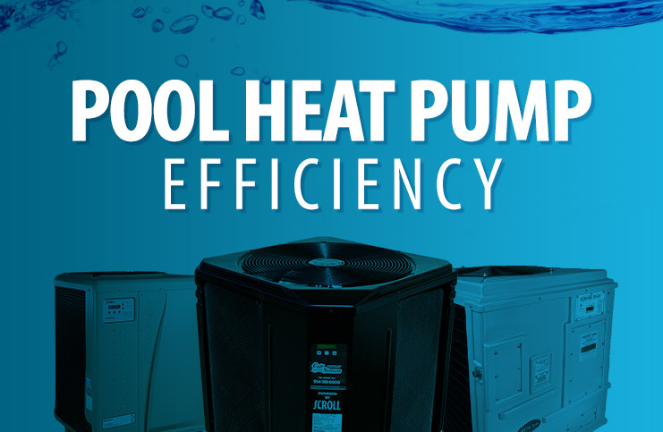 Determining Swimming Pool Heater Efficiency.  How does C.O.P (coefficient of performance) affect operating costs?