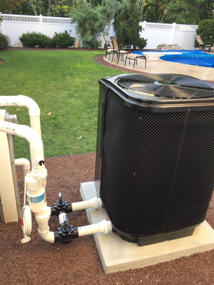 Gulfstream Pool heat Pump