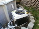 heat pump installation stringer 4
