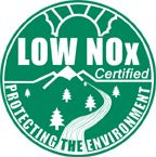 Low NOx Certified