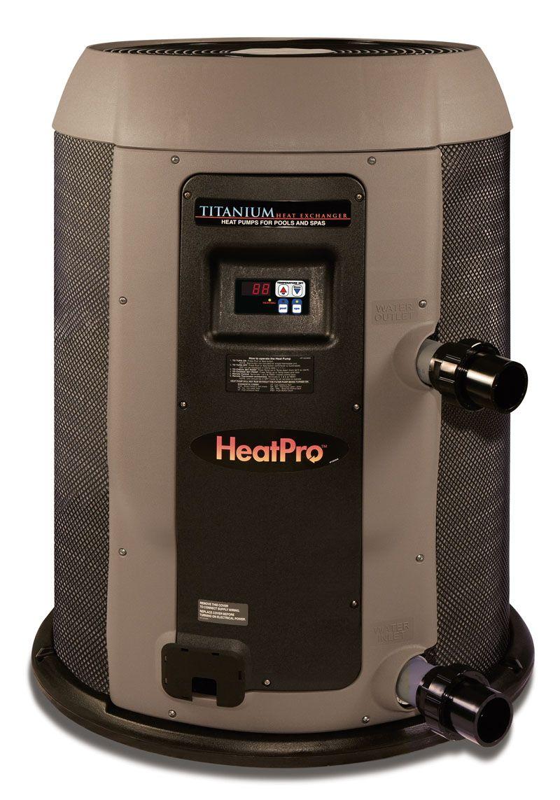 Hayward W3hp21104tc Lo Ambient Heat Pump 110 000 Btu