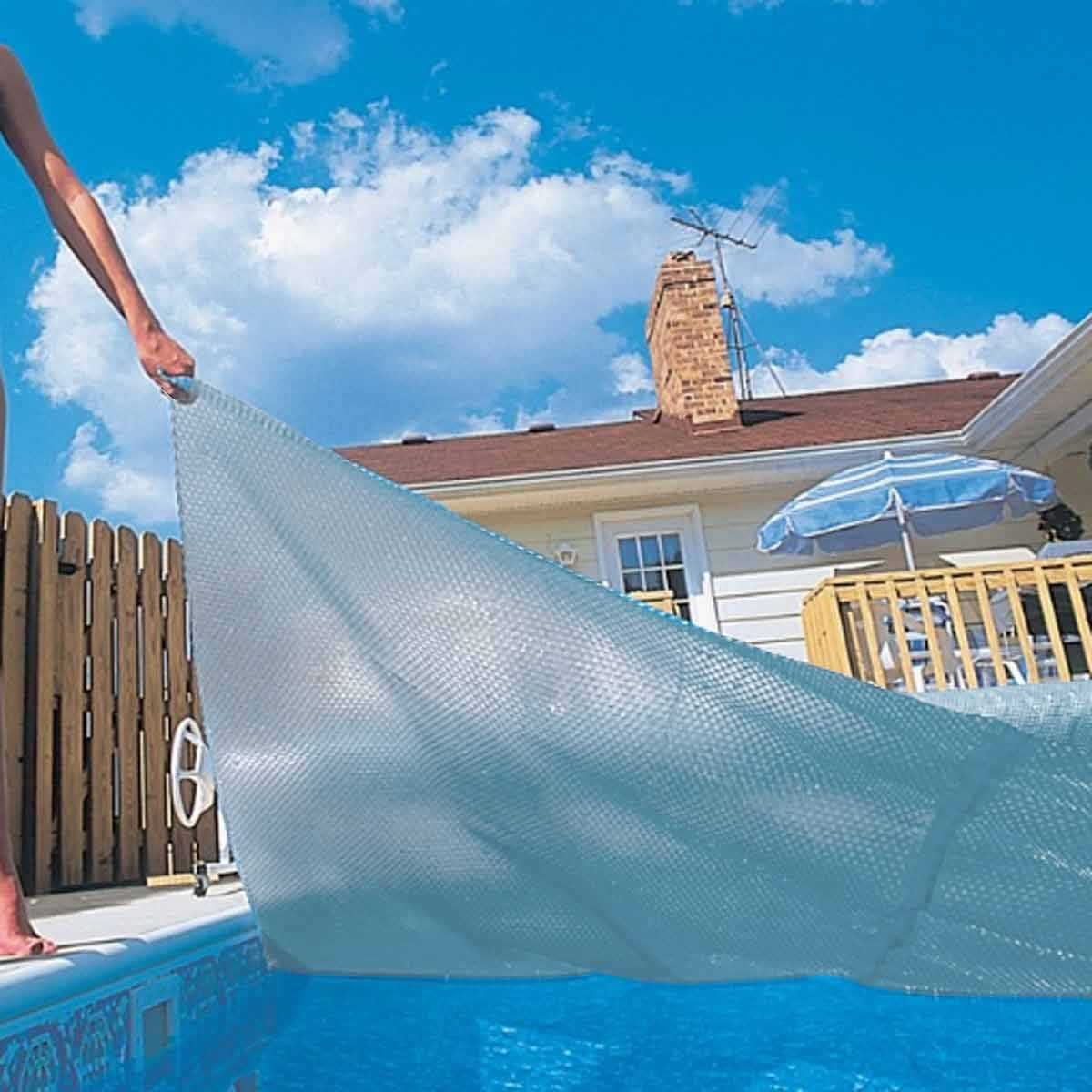 MagniClear Solar Pool and Spa Cover
