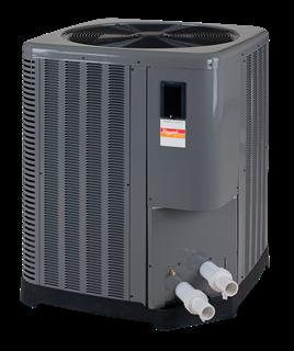 Raypak R5450ti Power Defrost Pool Heat Pump 117 000 Btu