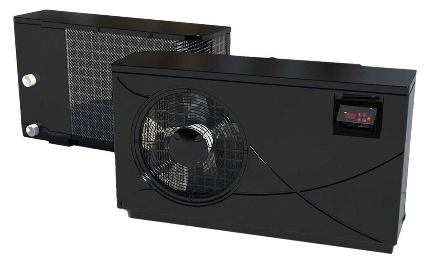 waterco electroheat 80 pool heat pump 80 000 btu. Black Bedroom Furniture Sets. Home Design Ideas