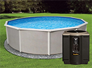Above Ground Swimming Pool Heat Pumps